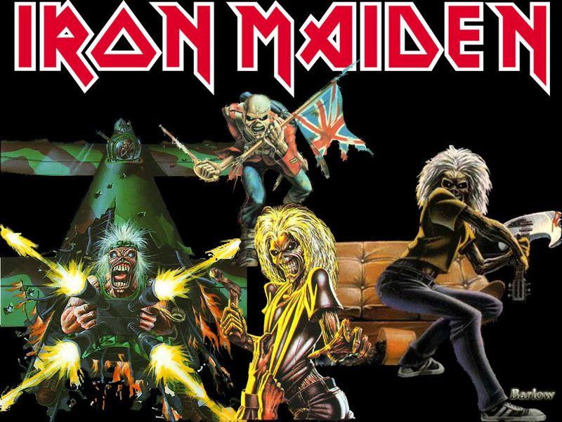 Iron Maiden - Live at Rock in Rio Descargar disco mp3